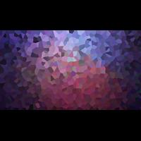 Abstrakt Farbenfroh