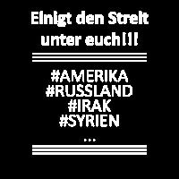 Amerika Russland Syrien Konflikt