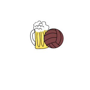 Lorbeerkranz Fußball Bier Geschenk Idee Party