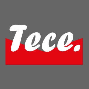 Tece red logo Sweater