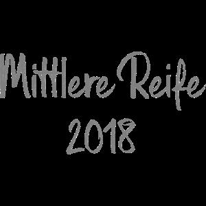 Mittlere Reife 2018 Schulabschluss Realschule