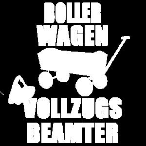 Bollerwagen weiss