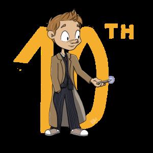 Der 10. Doktor, Chibi-Version