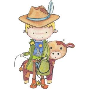 Maxou le cowboy
