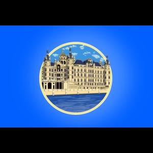 Schweriner Schloss Poster