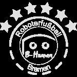 B-Human Roboterfußball Logo