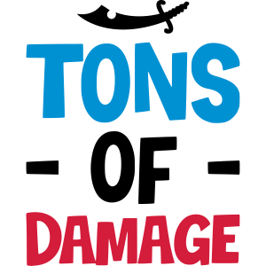 TONS OF DAMAGE - PHREAK QUOTE