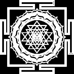 Heilige Geometrie Shri Yantra Yoga Meditation Zen