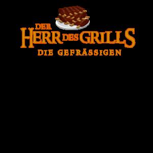 Grillen BBQ Herr des Grills Grill