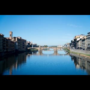 Brücken von Florenz Italien V