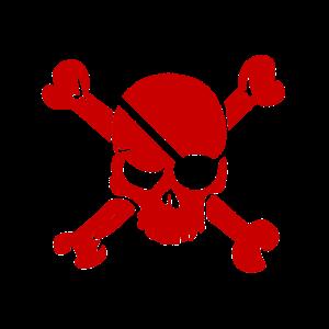 Piraten Skull