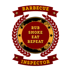 Rub Smoke Eat Repeat - Barbecue BBQ Grill Lustiges