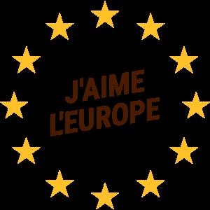 J'aime l'europe- ich liebe Europa