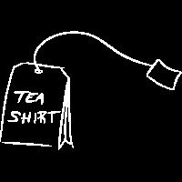 Tea Shirt White