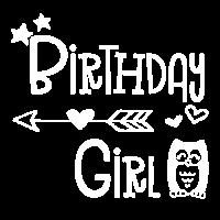 Birthday Girl - Geburtstag - Mädchen - Girls