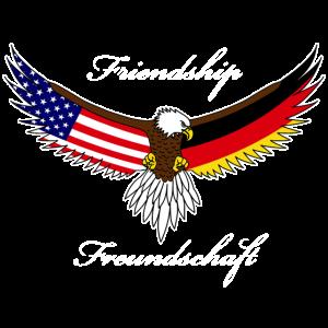 Deutsch amerikanische Freundschaft