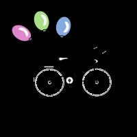 Fahrrad mit Heckantrieb