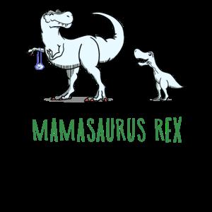 Mamasaurus Muttertag Geschenk