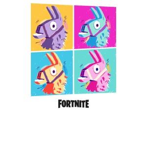 Fortnite Four Llamas