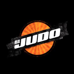 Judo Retro Logo