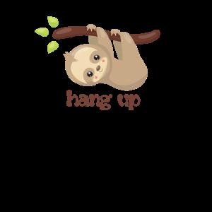 Hang Up Faultier