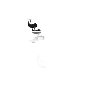 Gin Tonic Glas mit Zitrone - transparent