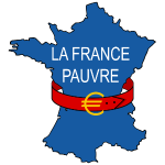 Frankreich Euro Band