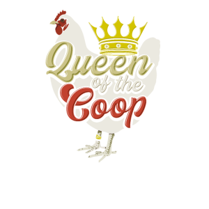 Queen Of The Coop Backyard Chicken Farmer T Shirt