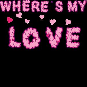 Where s My Love