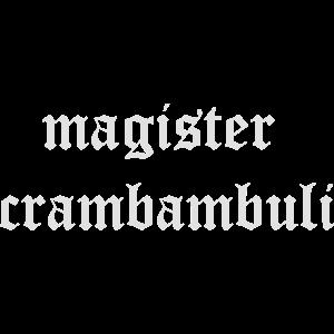 Krambambuli Magister Crambambuli Cantus Geschenk