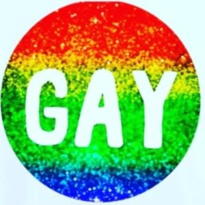 gender fluid logo