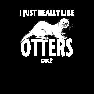 I like Otters