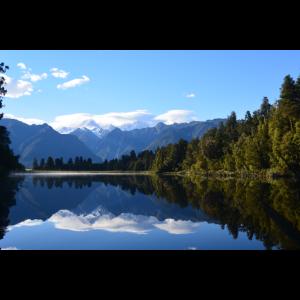 Lake Matheson - Neuseeland
