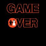 Addio al celibato - Game over rosso