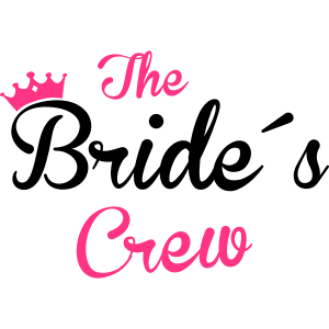 the bride´s crew