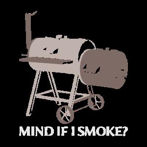 Smoker BBQ Grill Barbecue Grillen Lustig Geschenk