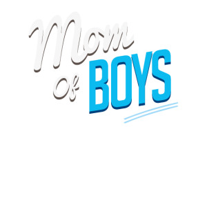 Mom of Boys Mothers Day Gift