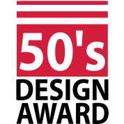 50s design award - birthday