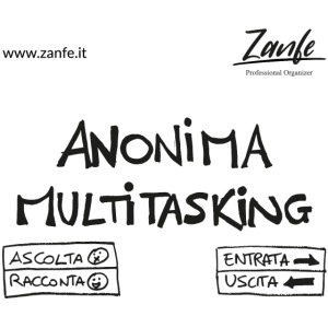 Anonima Multitasking (Nero)