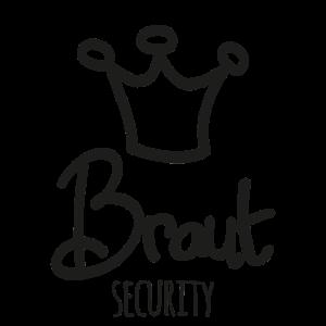 braut security Krone JGA Junggesellinnenabschied