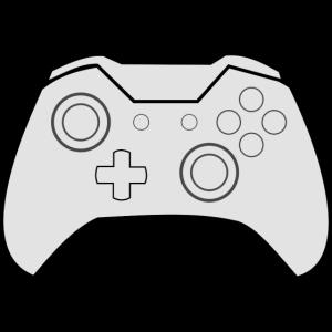 Moderner Videospiel-Controller