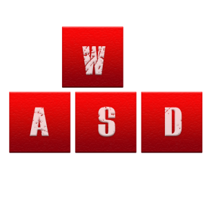 WASD is my Life