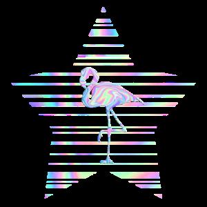 Holo Flamingo