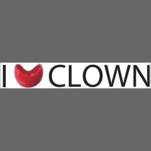 I Nose clown