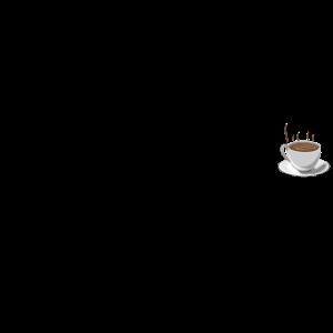 Coffee over schwarzer Kaffee für Morgenmuffel