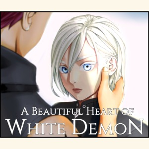 A beautiful heart of White Demon