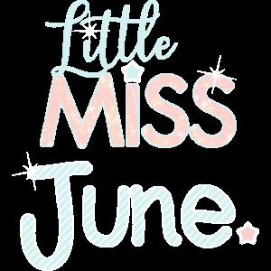 Juni Geburtstag Mädchen Miss June