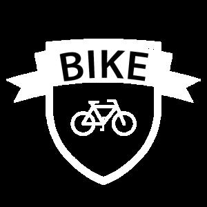 Fahrrad Wappen - Vintage Design