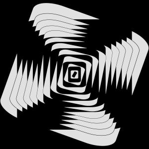 Propeller Illusion Trippy Ravewear