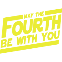 May The 4th Fourth